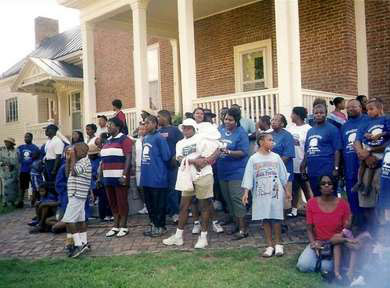 Family Reunion in 2000